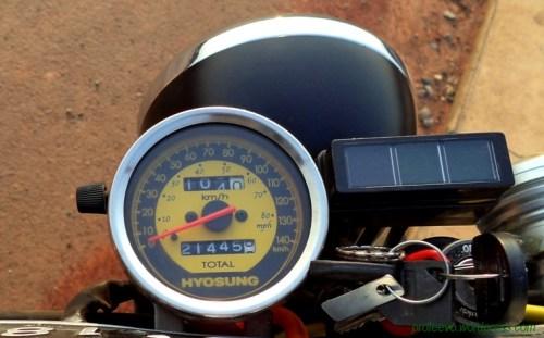 [Test Ride] Hyosung Karion 125, Siap Diajak Kemana Saja