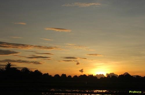 Sunset Sindang sono 04