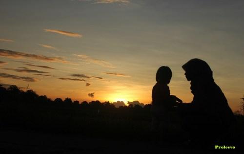 Sunset Sindang sono 06