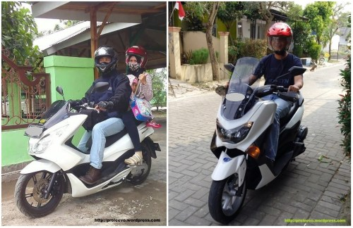 [Test Ride] Honda New PCX 150 VS Yamaha Nmax 155 ABS