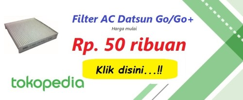 Video: Cara Pasang Filter AC/ Kabin Datsun Go/ Go+