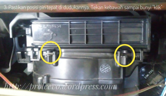 [Tutorial] Cara Pasang Filter AC/ Kabin di New Avanza/ Xenia/ Veloz 2011-2013