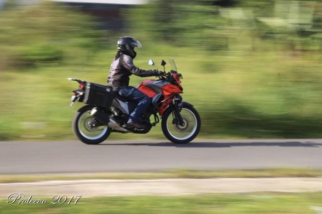 [Test Ride] Kawasaki Versys X Tourer 250. Nyaman dan Mantap
