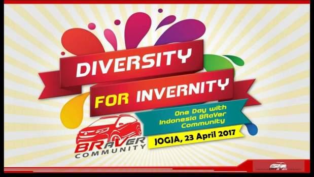 Ratusan Honda BR-V akan Hadir Ramaikan JAMNAS 1 Invernity di Jogja