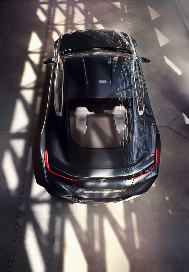 [Gallery] Eksterior BMW Seri 8 2018