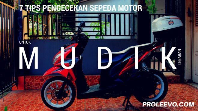 Honda Vario 125 Mudik 2017