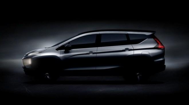 Bocoran Harga Mitsubishi Expander (XM Concept) Indonesia Setara Avanza