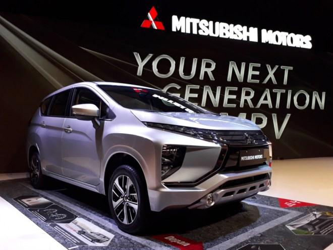 exterior mitsubishi expander
