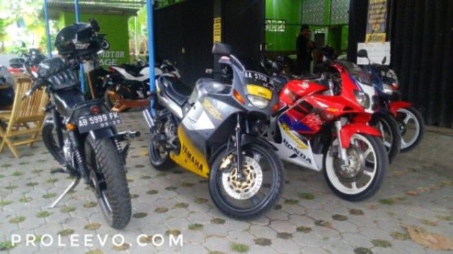 WD Motor Garage, Spesialis Motor CBU di Kulonprogo & Sekitarnya