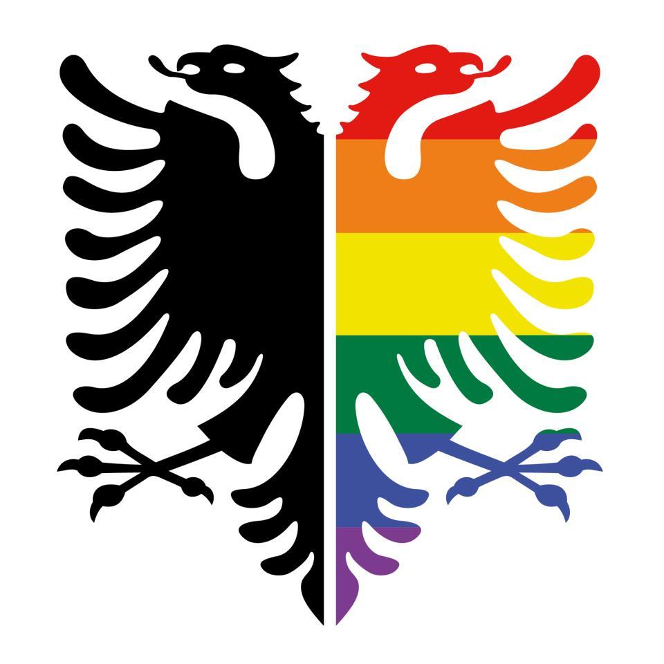 Logo for Aleanca LGBT
