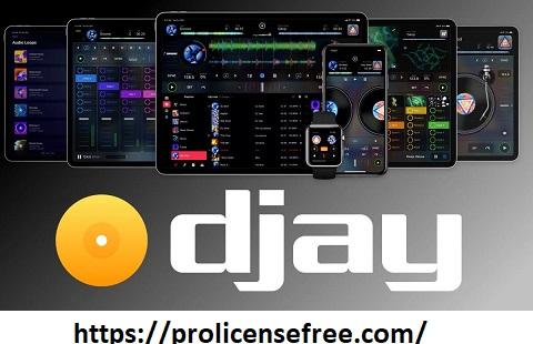 DJay Pro 3.0.4 Crack