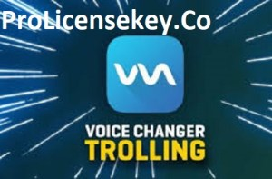 Voicemod Pro 2.0.3.37Crack With License Key free download 2021