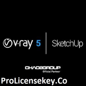 VRay 5 Crack For Sketchup With License Key 2021