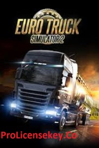 Euro Truck Simulator 2 Crack With Product Key 2021