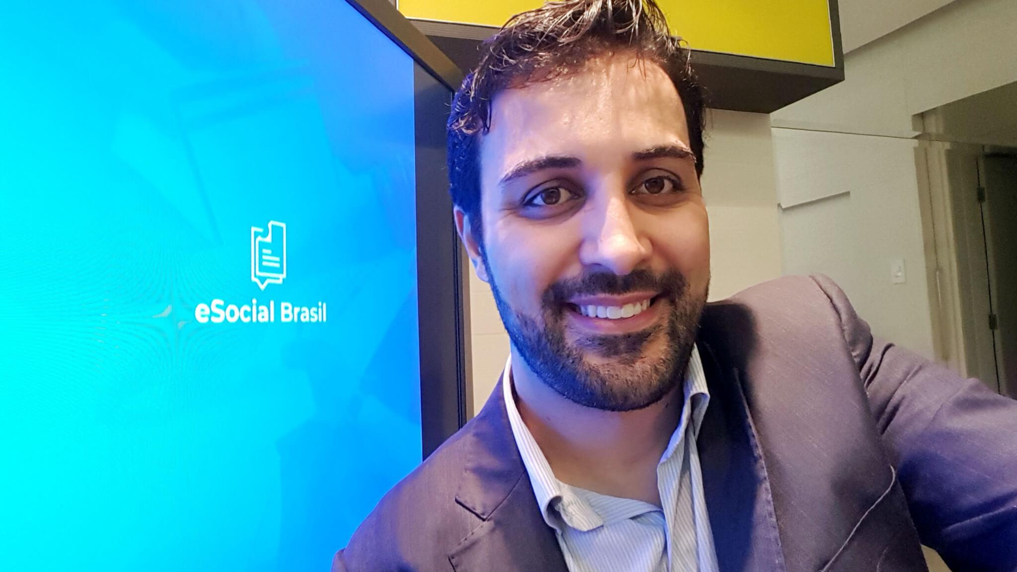 Rodrigo fala sobre o eSocial transparente