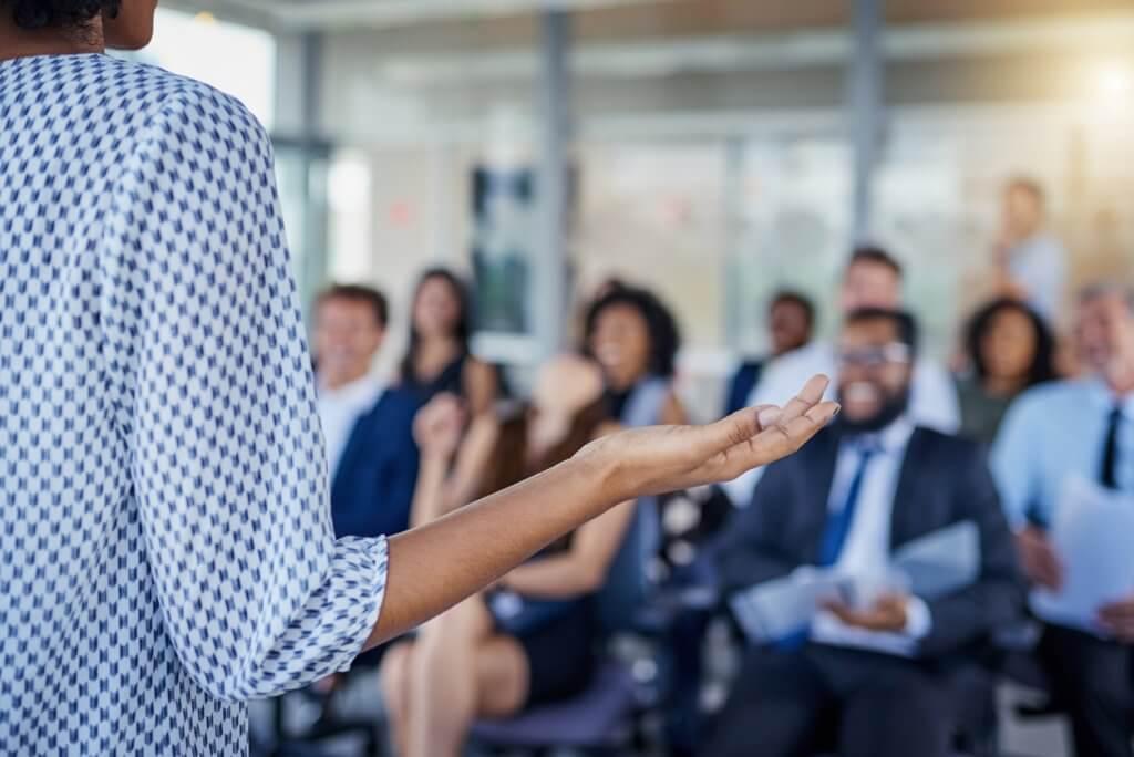 Oratória na SST: potencialize seus treinamentos.
