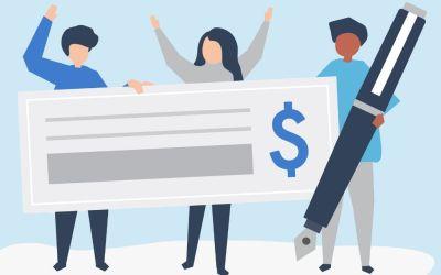 funding to write image