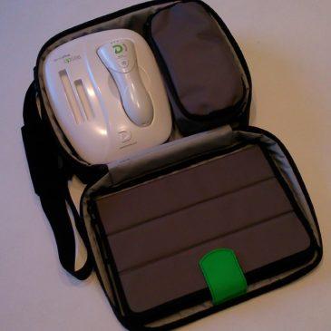 DPLITE 2 Skin Analyzer Carrying Bag