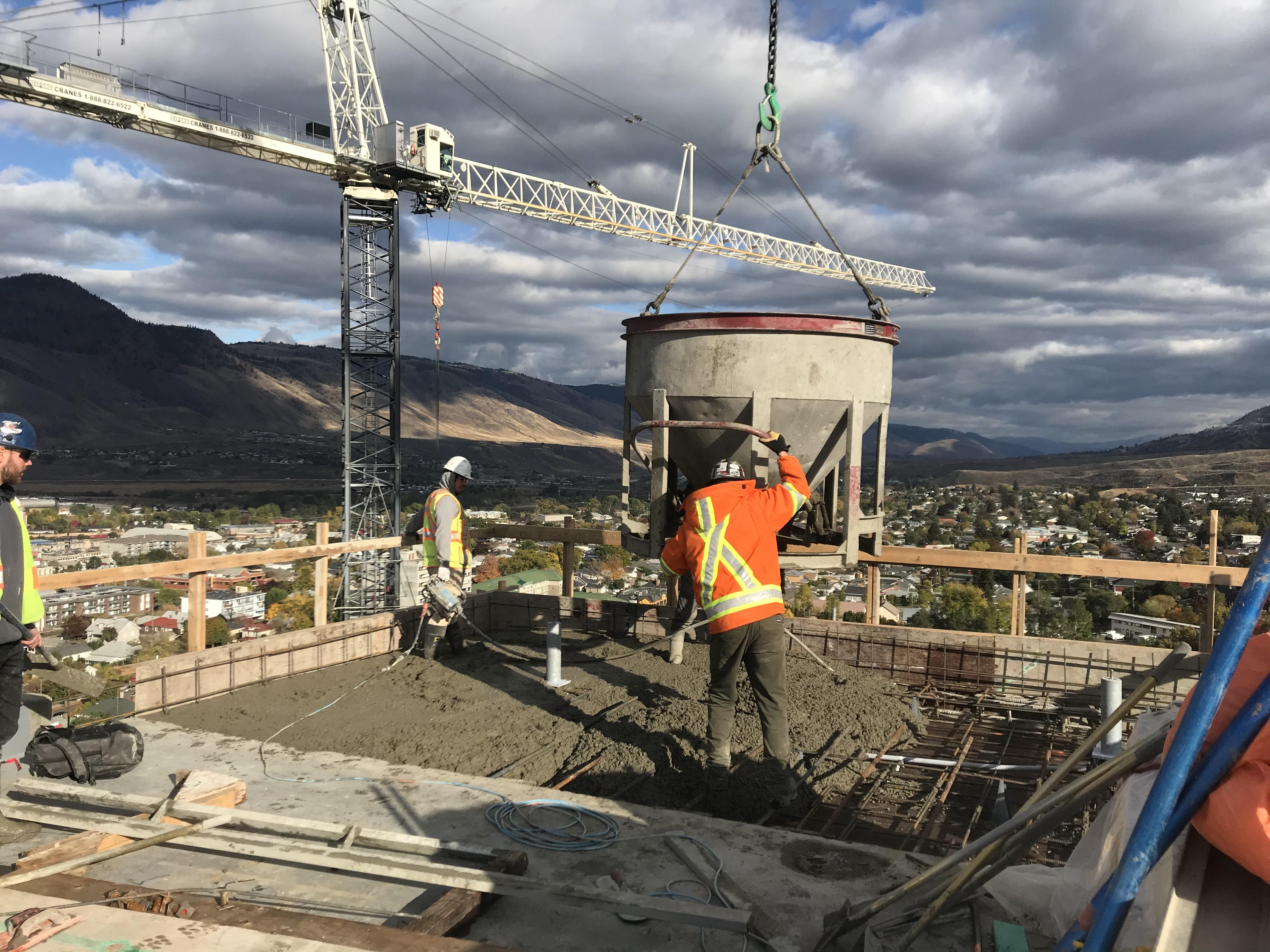 Proline Contracting, Commercial Concrete
