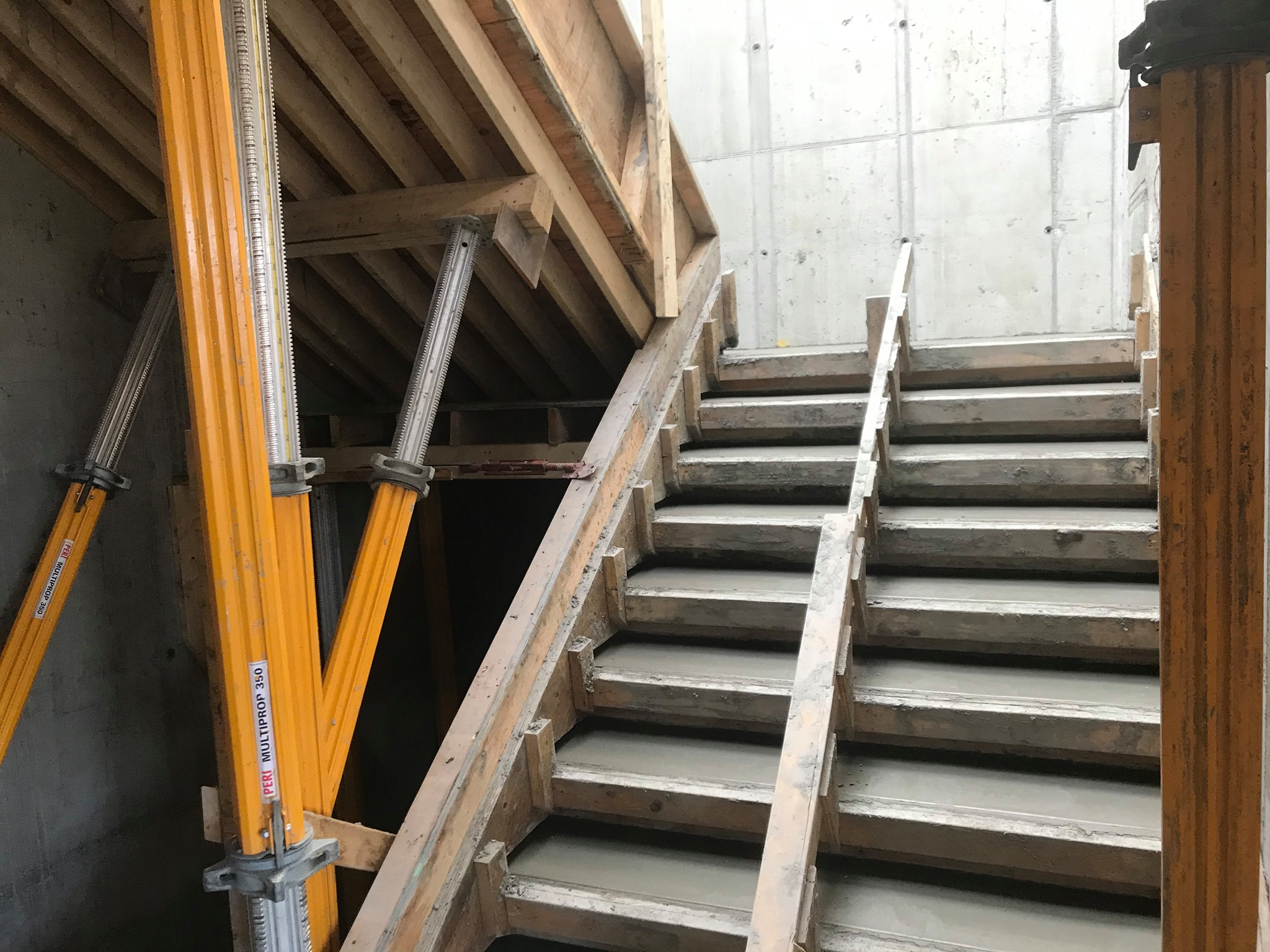 Concrete Stairs, Concrete Kamloops