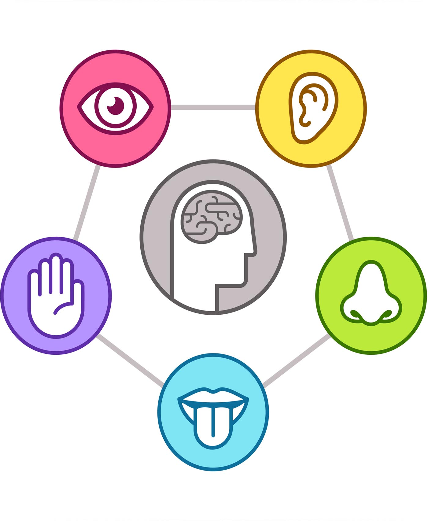 The Five Senses Enhance Customer Experience