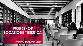 Workshop Locazione Turistica