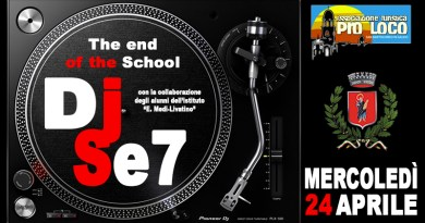 The end of the School Dj Se7