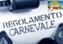 Regolamento Carnevale 2020