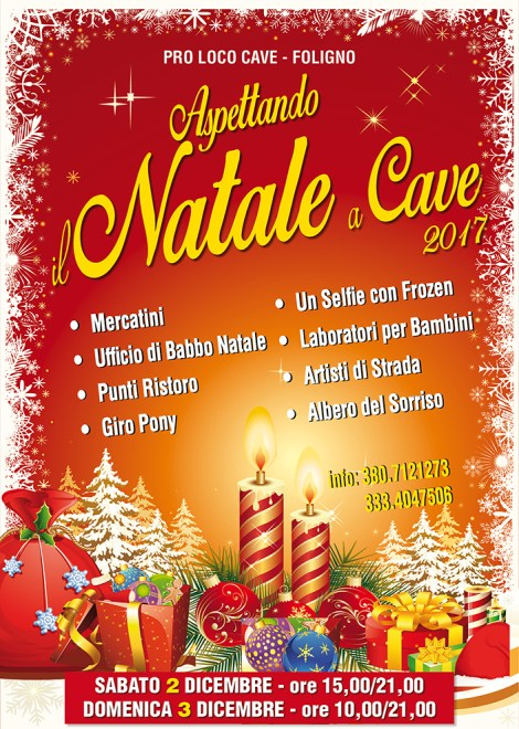 Natale a Cave