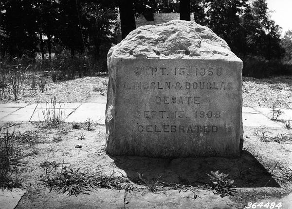 Lincoln Douglas debate marker