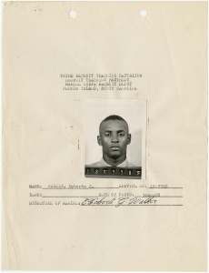 Service Record for Roberto Clemente Walker  National Archives Identifier: 7329767