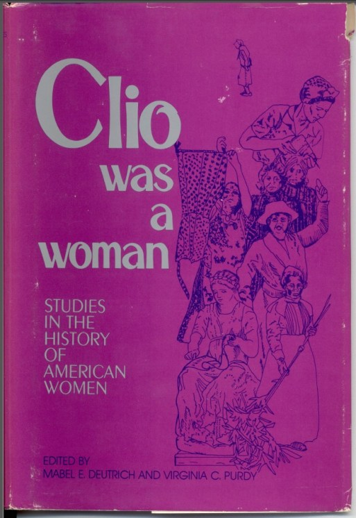 """Cover of """"Clio Was A Woman"""""""