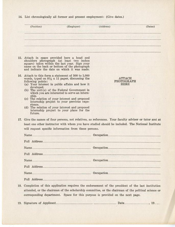 NIPA Application Brochure (National Archives Identifier 654329)