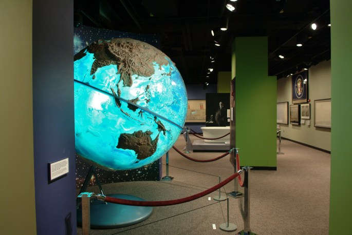 BIG Exhibit Installation