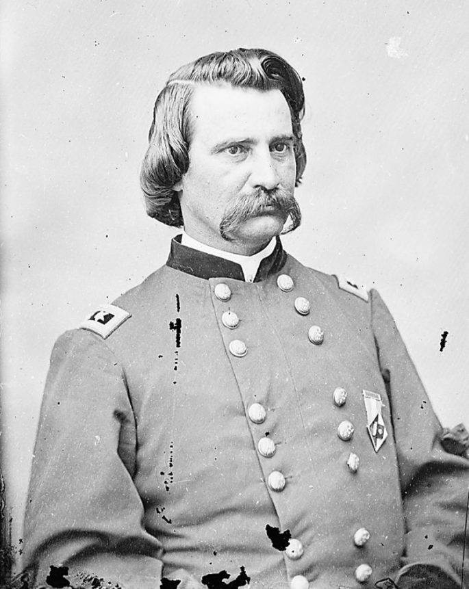 Portrait of John A. Logan
