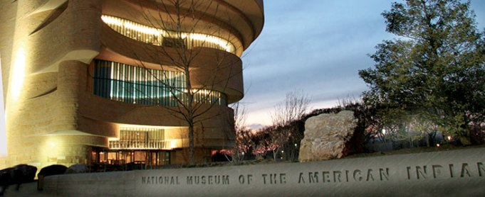 National Museum of the American Indian Museum in Washington, DC. (Courtesy of the National Museum of the American Indian Museum)