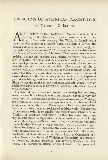Bulletin No. 2 - Conference of Archivists at Chattanooga, Dec. 28, 1935_Page_3