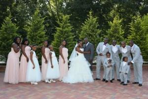 pre-wedding photographer, black wedding