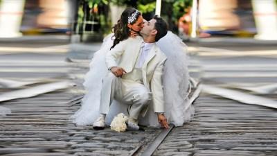 wedding photographer jewish