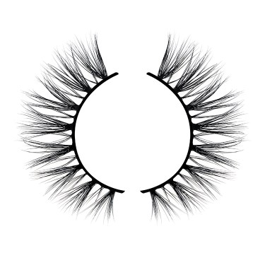 A pair of lashes and don't hesitate to Start your own lashes line
