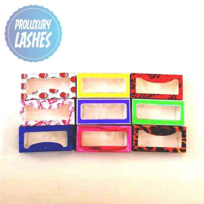 lashes sample pack 1