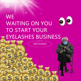 guarantee the Accuracy of delivery time for wholesale mink eyelash