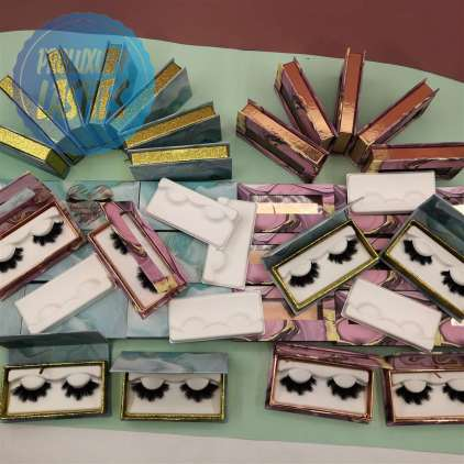 customize lashes boxes