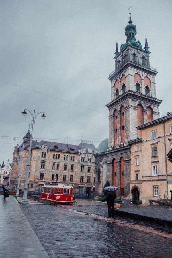 Львів - це найбільше натхнення