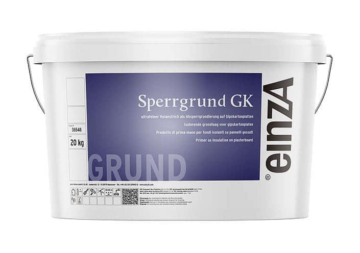 einzA Sperrgrund GK ultrafein 20kg