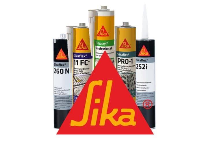 Sika Kleben und Dichten industrielle Fertigung