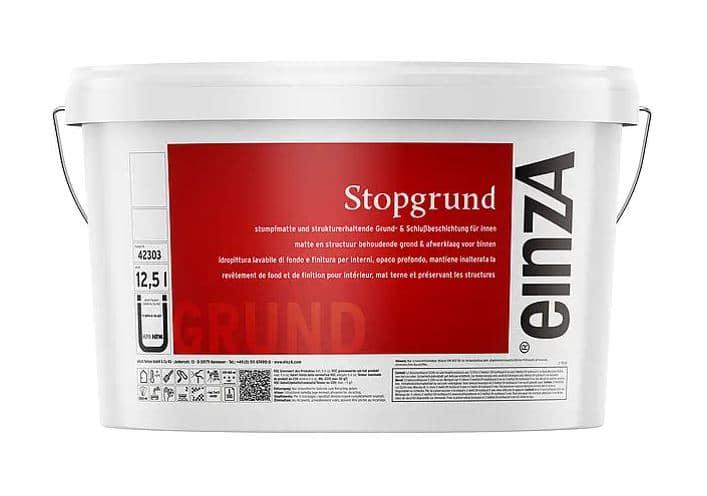 einzA Stopgrund weiß 12,5 Liter