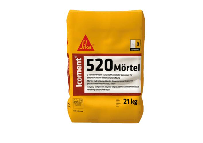 SIKA ICOMENT 520 Mörtel A+B