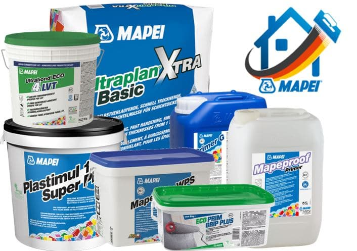 Mapei Produkte