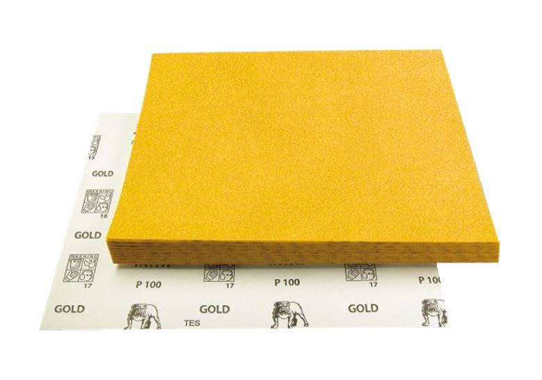 Mirka Gold Bögen, 230x280mm